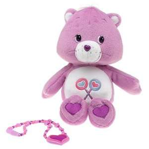 Care Bear Secret Whispers Plush Share Bear Toys & Games