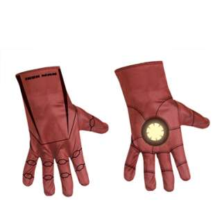 Iron Man Movie Kids Gloves Costume Accessories