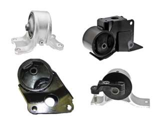 04 05 06 Nissan Altima Engine Motor Mount Set 2.5L Auto Trans