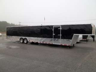 ENCLOSED CARGO AUTO CAR HAULER RACE TRAILER 14,000 GVWR 102x44