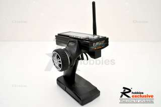 4Ghz 3Ch Programmable LCD VRC RC Car Boat Wheel Radio