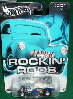 Hot Wheels Coupe Rockin Rods Series