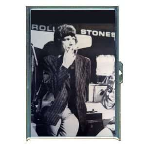 Mick Jagger The Rolling Stones ID Holder, Cigarette Case